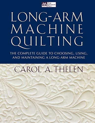 9781564774330: Long-Arm Machine Quilting