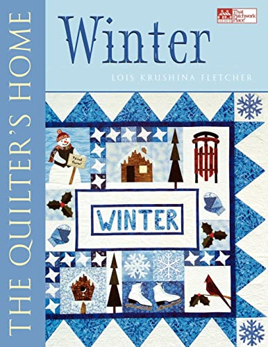 9781564774767: The Quilter's Home: Winter