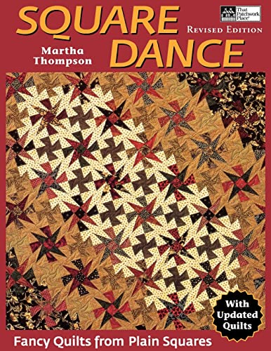 9781564775863: Square Dance: Fancy Quilts from Plain Squares