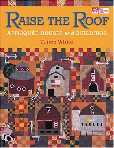 9781564776099: Raise The Roof: Appliqued Houses And Buildings