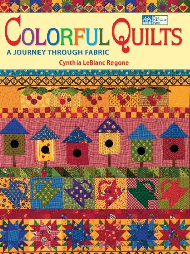 9781564777010: Colorful Quilts: A Journey Through Fabric