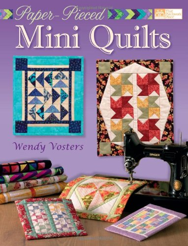 9781564777430: Paper-Pieced Mini Quilts