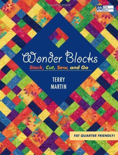 9781564777713: Wonder Blocks: Stack, Cut, Sew, and Go