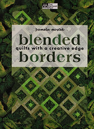 9781564779304: Blended Borders: Quilts with a Creative Edge