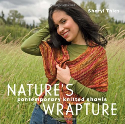 Nature's Wrapture: Contemporary Knitted Shawls