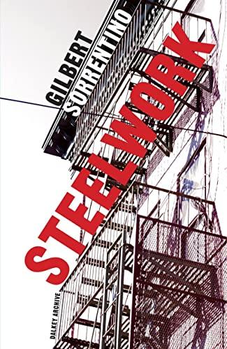 9781564780041: Steelwork (American Literature Series)