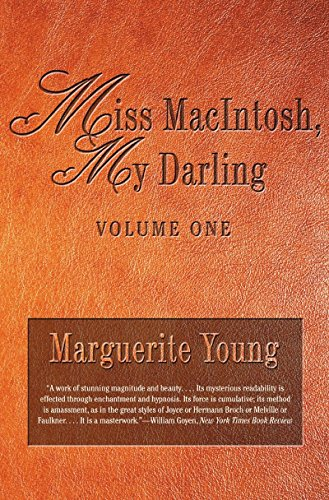 Miss Macintosh, My Darling, Vol. 1 (Volume: Marguerite Young