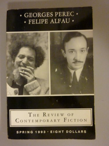 Georges Perec/Felipe Alfau: John O'Brien, David