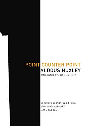 9781564781314: Point Counter Point (British Literature)