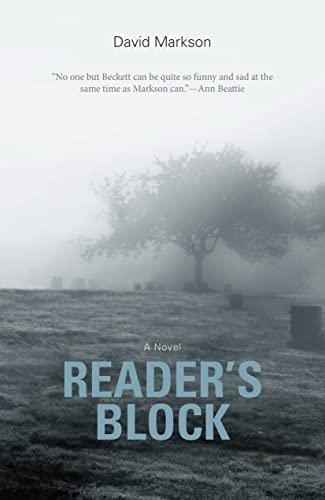 9781564781321: Reader's Block (American Literature (Dalkey Archive))