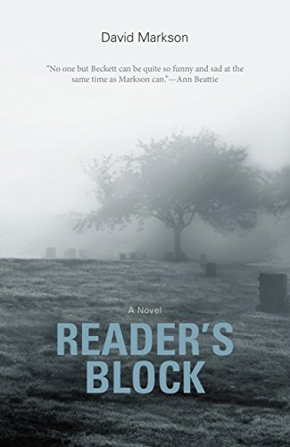 Reader's Block (1564781321) by David Markson