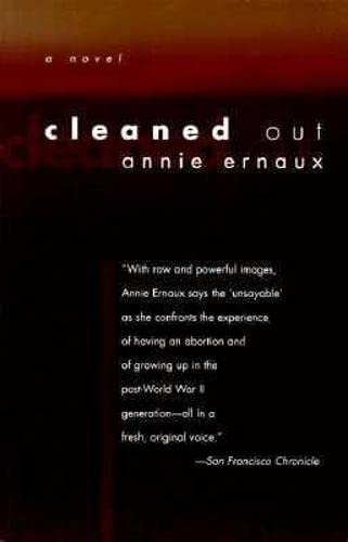 9781564781390: Cleaned Out (French Literature Series)