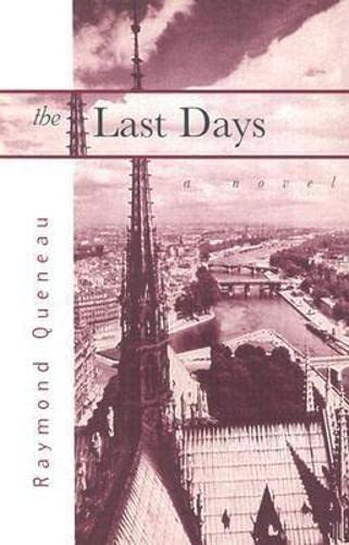 9781564781406: Last Days (French Literature)