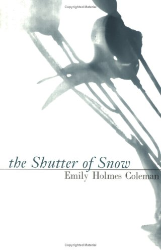 9781564781475: The Shutter of Snow (American Literature (Dalkey Archive))