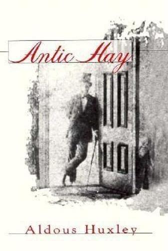 9781564781499: Antic Hay