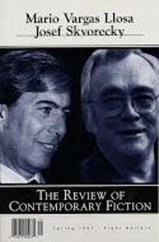 9781564781536: The Review of Contemporary Fiction: XVII, #1: Mario Vargas Llosa/Josef Skvorecky, Vol. 17, No. 1