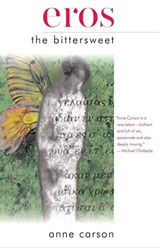 9781564781888: Eros the Bittersweet (American Literature (Dalkey Archive))