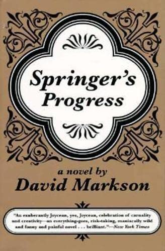 9781564782182: Springer's Progress