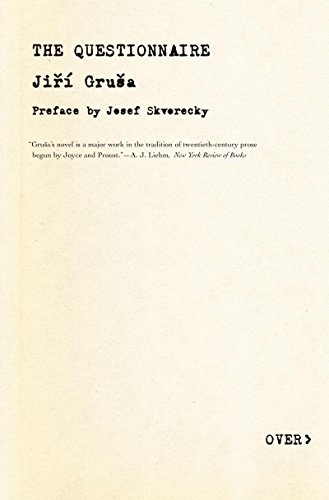 9781564782274: The Questionnaire: Questionaire: Or Prayer for a Town and a Friend (Eastern European Literature Series)