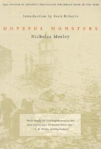 9781564782427: Hopeful Monsters (British Literature)