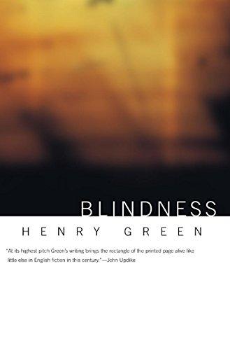 9781564782656: Blindness (British Literature)