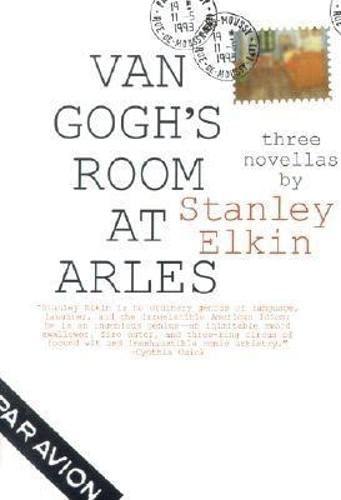 9781564782809: Van Gogh's Room at Arles (American Literature (Dalkey Archive))