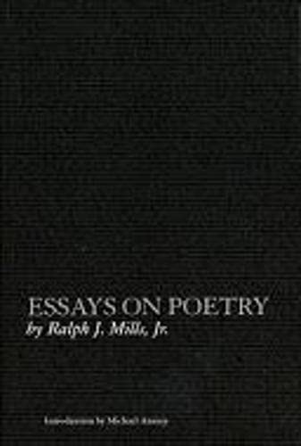 9781564782953: Essays on Poetry (American Literature (Dalkey Archive))