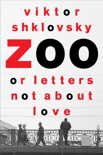 9781564783110: Zoo, or Letters Not About Love (Russian Literature Series)