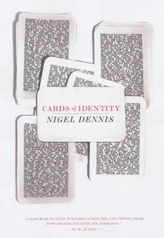 9781564783196: Cards of Identity (British Literature)