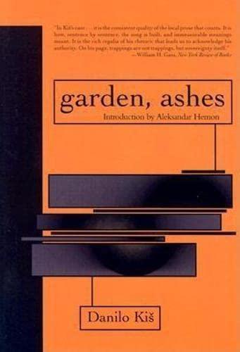 9781564783264: Garden, Ashes (Eastern European Literature Series)