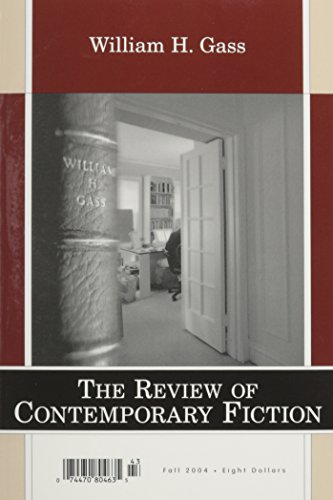 9781564783660: The Review of Contemporary Fiction: XXIV, #3: Review of Contemporary Fiction: XXVI, #3: William H. Gass