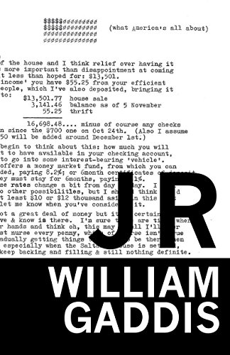 J R (American Literature (Dalkey Archive)) (1564784339) by William Gaddis