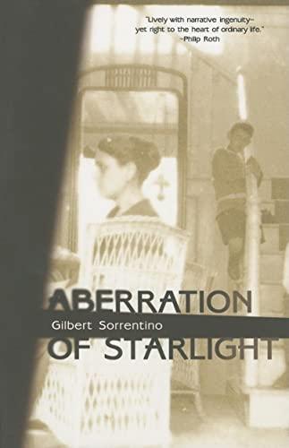 9781564784391: Aberration of Starlight (American Literature (Dalkey Archive))