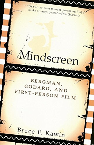 9781564784612: Mindscreen: Bergman, Godard, and First-Person Film (Dalkey Archive Scholarly)