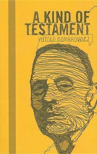 9781564784766: A Kind of Testament