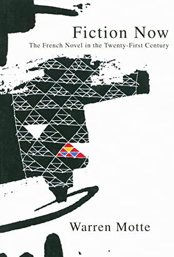 Fiction Now (1564785033) by Warren Motte