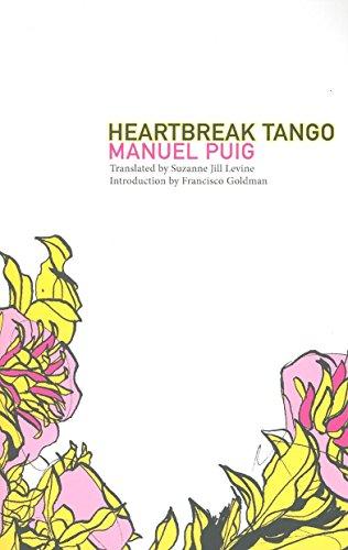 9781564785534: Heartbreak Tango (Argentinian Literature Series)