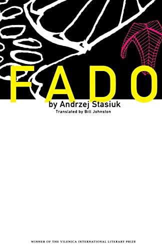 9781564785596: Fado (Polish Literature Series)