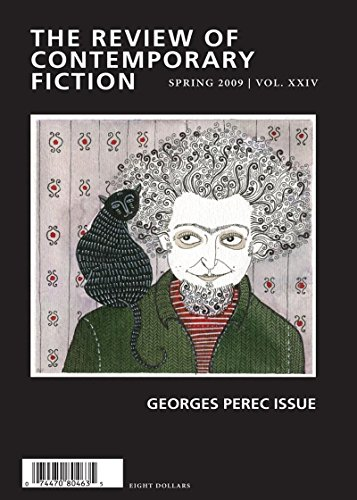 9781564785695: Review of Contemporary Fiction, Volume XXIX, No. 1: Georges Perec Issue, Spring 2009: 29