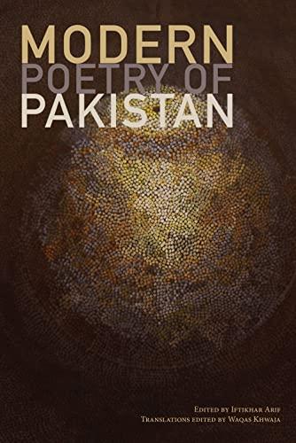 9781564786050: Modern Poetry of Pakistan (Pakistani Literature Series)