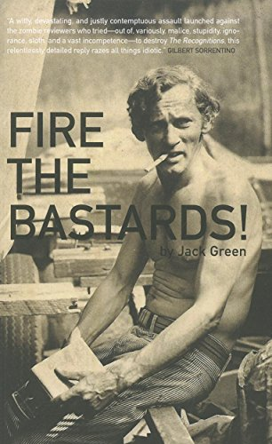9781564786098: Fire the Bastards! (American Literature (Dalkey Archive))