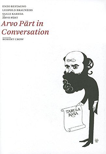 9781564787866: Arvo Part in Conversation (Estonian Literature)