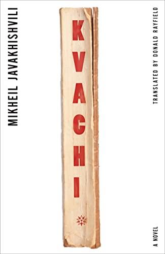 9781564788795: Kvachi (Georgian Literature Series)