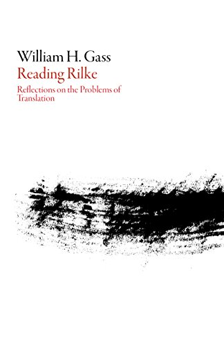 9781564789129: Reading Rilke (Scholarly Series)