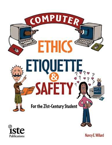 9781564841841: Computer Ethics, Etiquette, and Safety for the 21St-Century Student