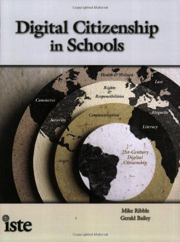 9781564842329: Digital Citizenship in Schools