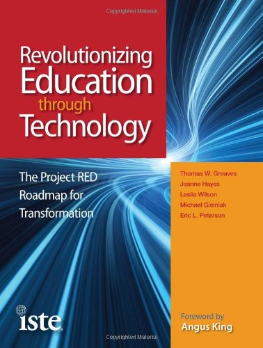 9781564843227: Revolutionizing Education through Technology: The Project RED Roadmap for Transformation