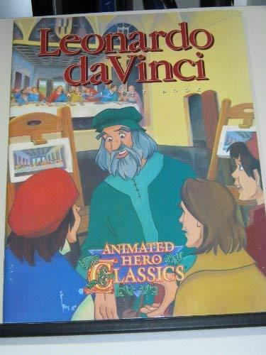 9781564892324: Leonardo da Vinci Activity Book (Animated Hero Classics)