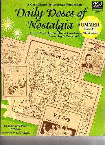 Daily Doese of Nostalgia -Summer Months: John Artman