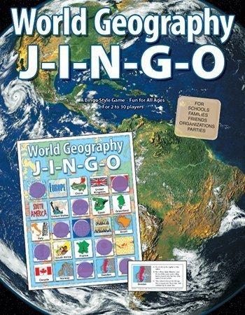 9781564901279: World Geography (jingo)